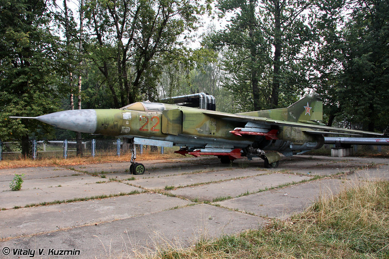 МиГ-23 (MiG-23)
