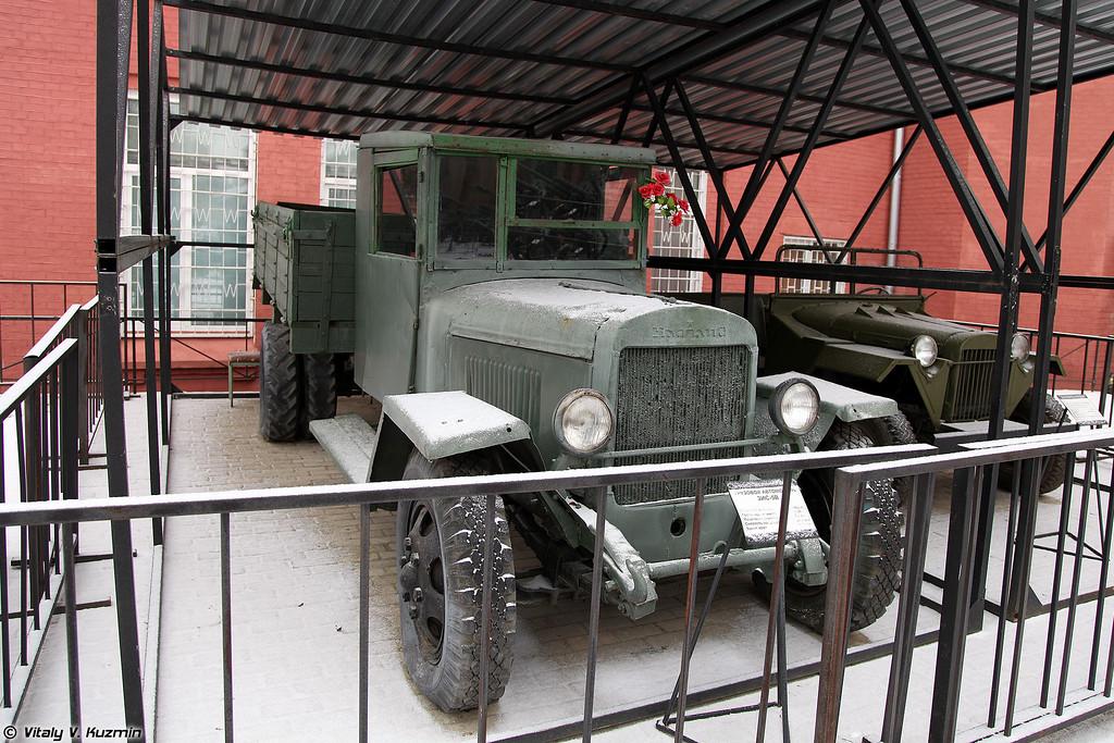 ЗИС-5В (ZIS-5V)