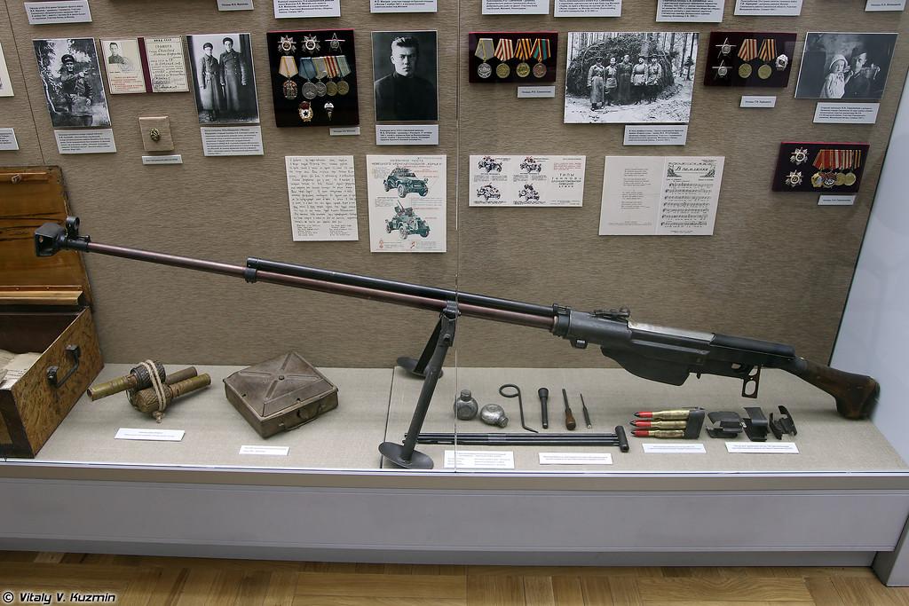 ПТРС (PTRS rifle)