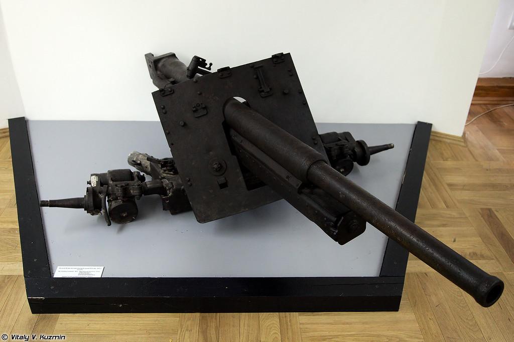 45-мм противотанковая пушка 53-К образца 1937 (45mm anti-tank gun 53-K M1937)
