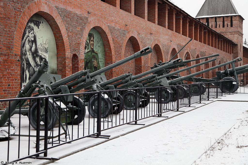 Коллекция артиллерии (Artillery collection)