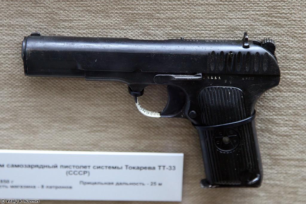 Пистолет ТТ (TT pistol)