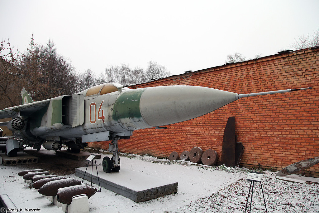 МиГ-23М (MiG-23M)