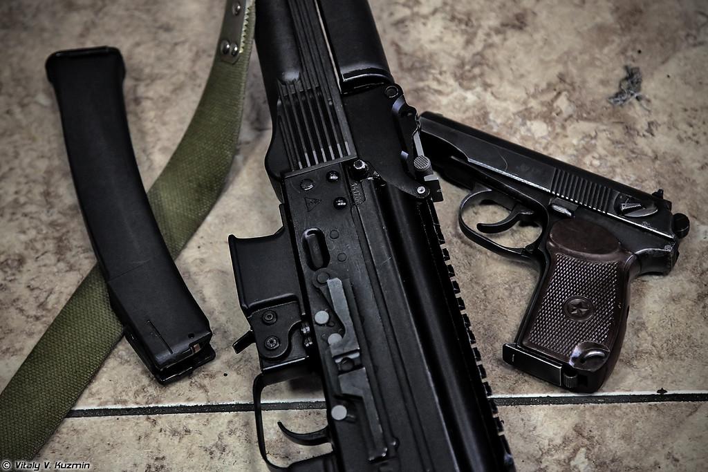 ПП-19-01 Витязь-СН (PP-19-01 Vityaz-SN)