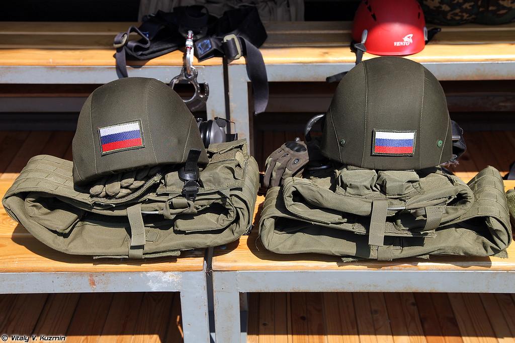 Бронешлемы (Helmets)