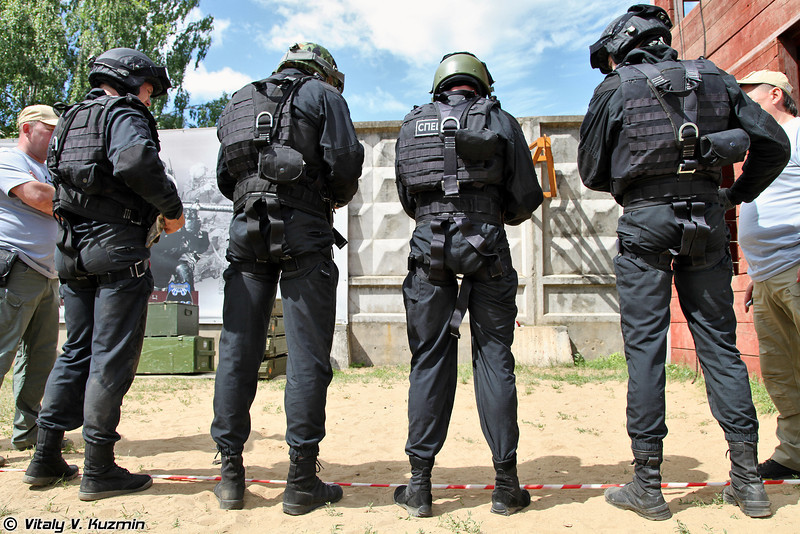 ОСН Факел УФСИН России по Московской области (Special purpose unit «Fakel» of Moscow oblast FSIN department)