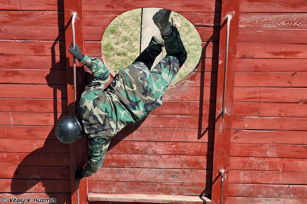 """Выступление команд Управления """"А"""" ЦСН ФСБ России (FSB Alpha unit teams)"""