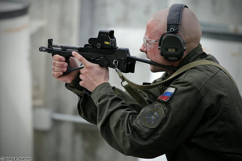 Команда 604-го ЦСН (604th Special purpose center of Internal troops team)