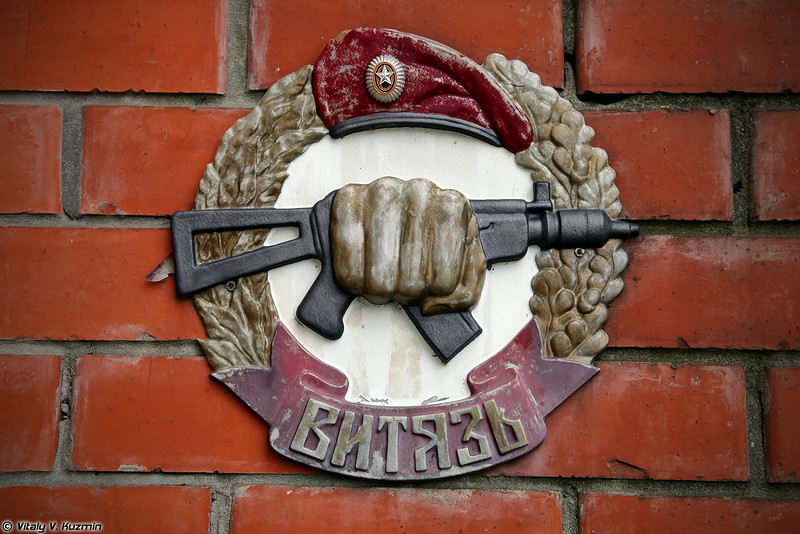 Эмблема Витязя (Vityaz insignia)