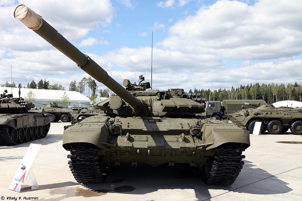 Т-72Б обр.1989 г. (T-72B model 1989)