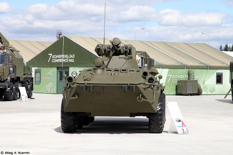 БТР-80А (BTR-80A)