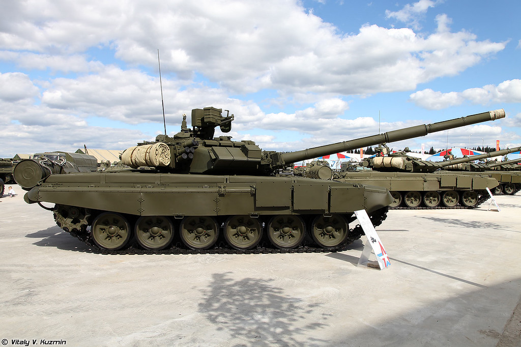 Т-90А (T-90A)