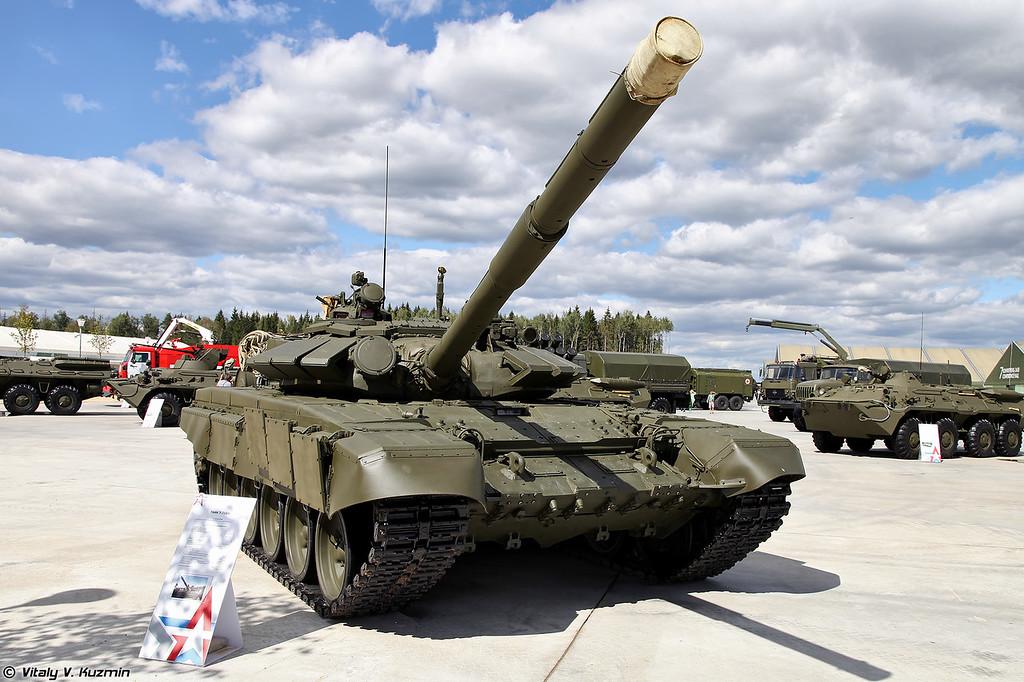 Т-72БА (T-72BA)