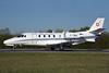 Swiss Air Force Cessna 560XL Citation Excel T-784 (msn 5269) ZRH (Rolf Wallner). Image: 929733.