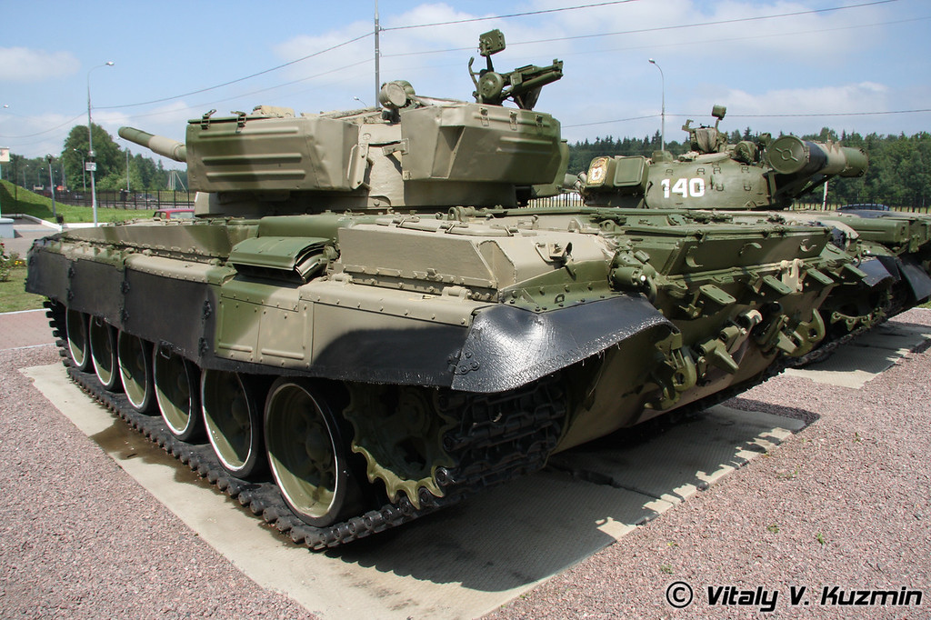 Т-72А (T-72A)