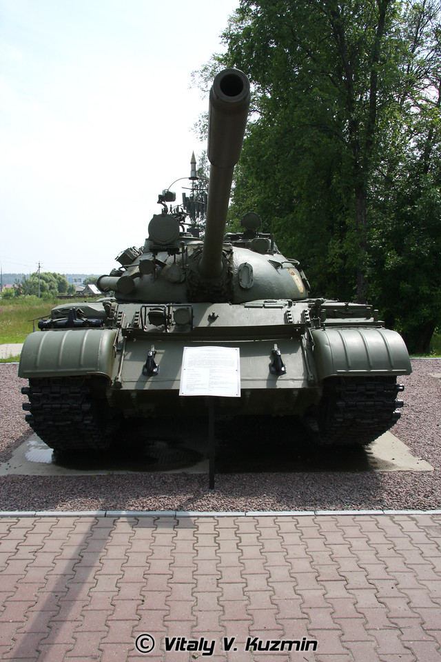 Т-55А (T-55A)