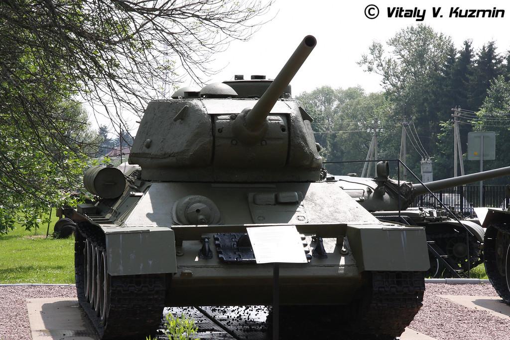 Т-34-85 (T-34-85)