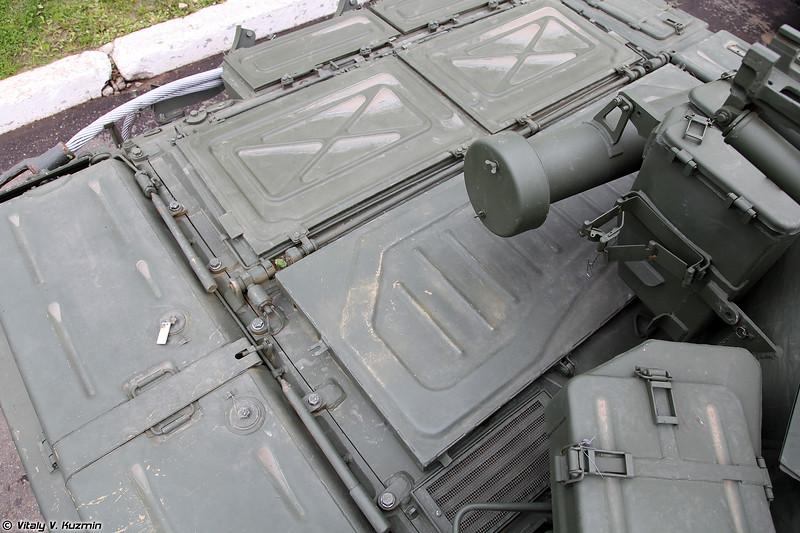Танк Т-72Б3 (T-72B3 main battle tank)