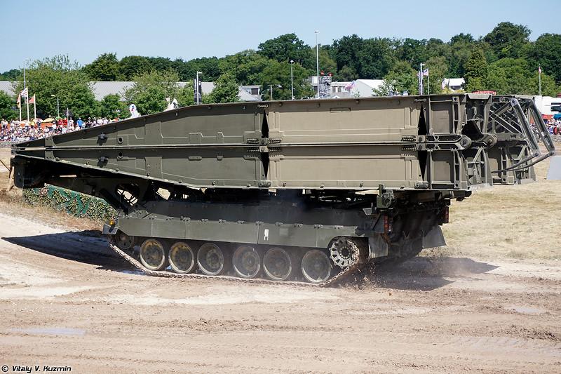 Танковый мостоукладчик Titan (Titan AVLB)