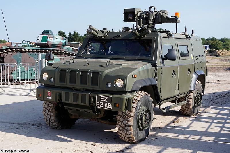 Бронеавтомобиль Panther (Panther CLV)