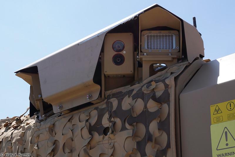 Бронеавтомобиль Foxhound / Ocelot (Foxhound LPPV)