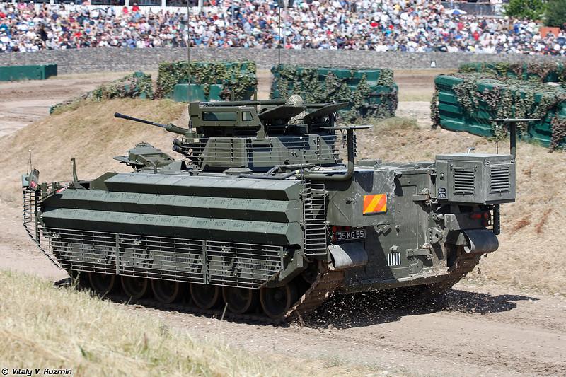 Боевая машина пехоты FV510 Warrior (FV510 Warrior)