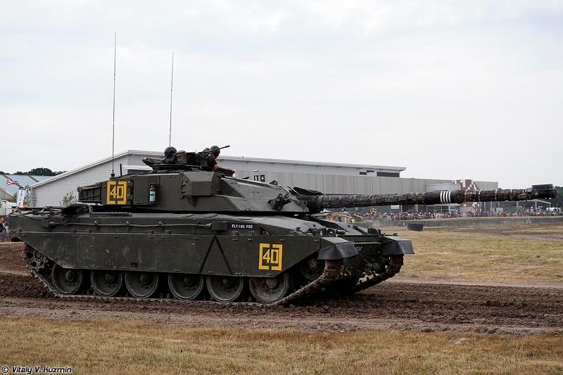 Танк Challenger 1 (Challenger 1 main battle tank)