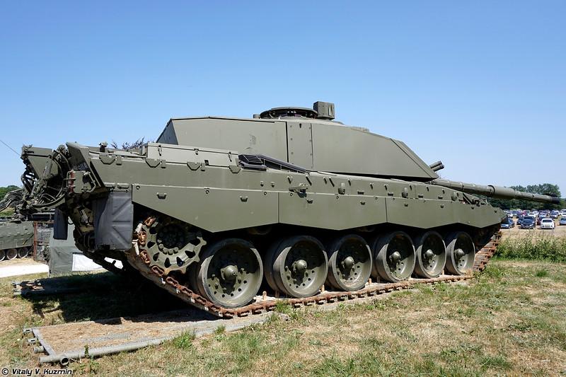 Один из прототипов танка Challenger 2 (Challenger 2 prototype)
