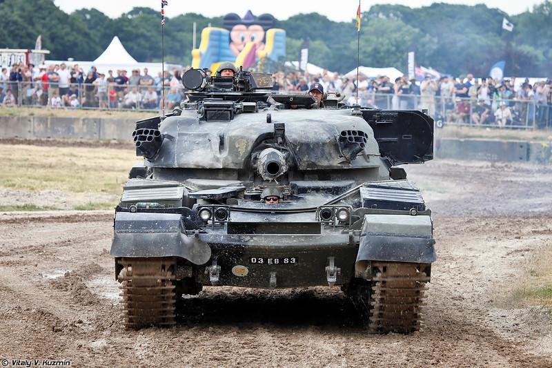 Chieftain Mk 10