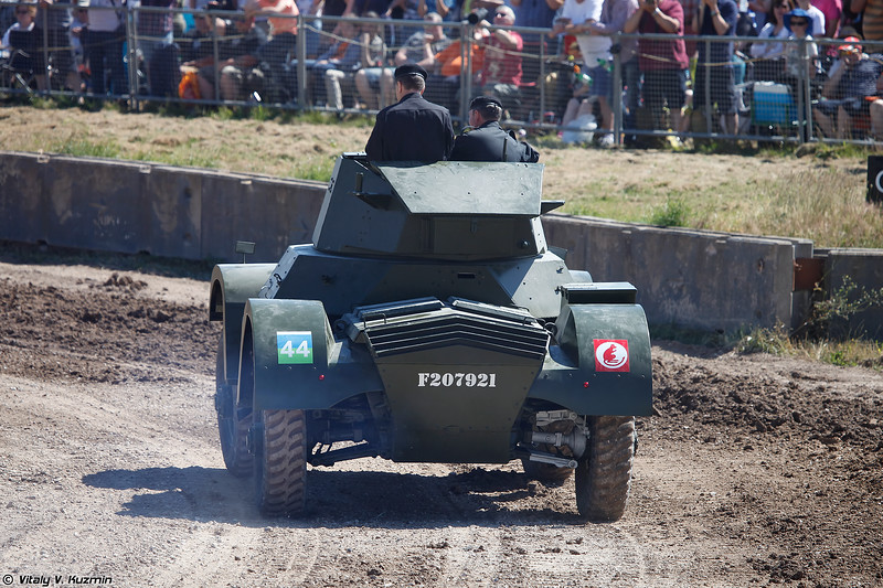 Daimler Armoured Car Mk I
