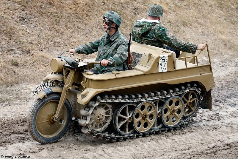 SdKfz 2 Kettenkrad HK 101