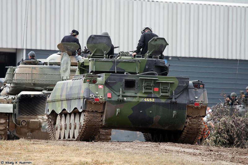Infanterikanonvagn 91 (IKV-91)
