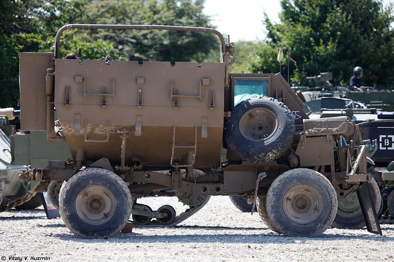 Бронеавтомобиль Buffel (Buffel armored vehicle)
