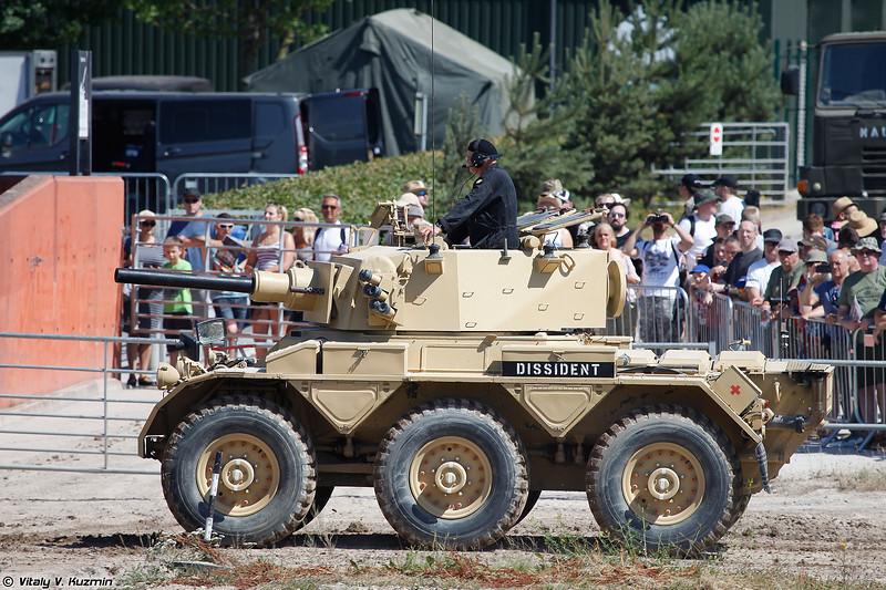 Бронеавтомобиль Saladin (Saladin armored car)