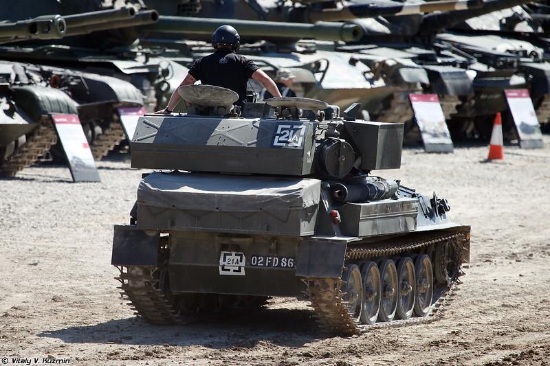Легкий разведывательный танк Scorpion (Combat Vehicle Reconnaissance (Tracked) Scorpion)