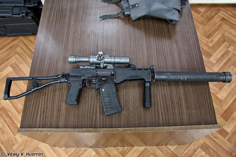 Малогабаритный автомат СР3М (SR3M rifle)