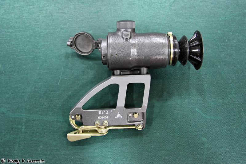 Прицел стрелковый 1П78-1 (1P78-1 scope)