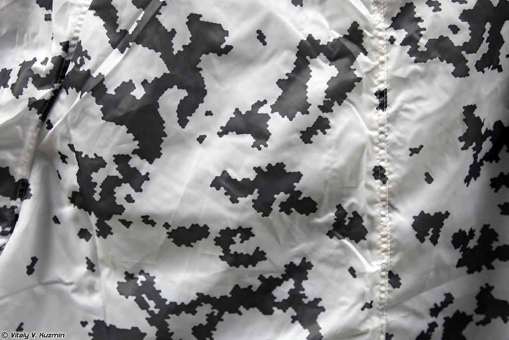 Первотроп - фактически оставшийся черный цвет из расцветки Егерь (Pervotrop)