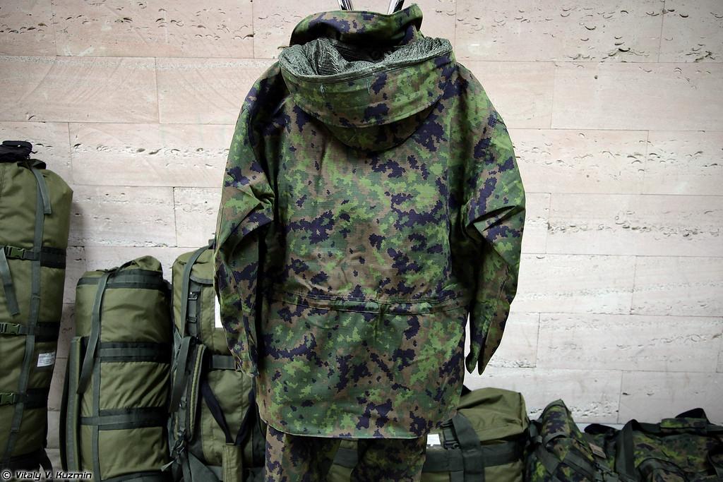 Костюм демисезонный специальный ДКС в расцветке Ягель (DKS demi-season special suit in Yagel' pattern)