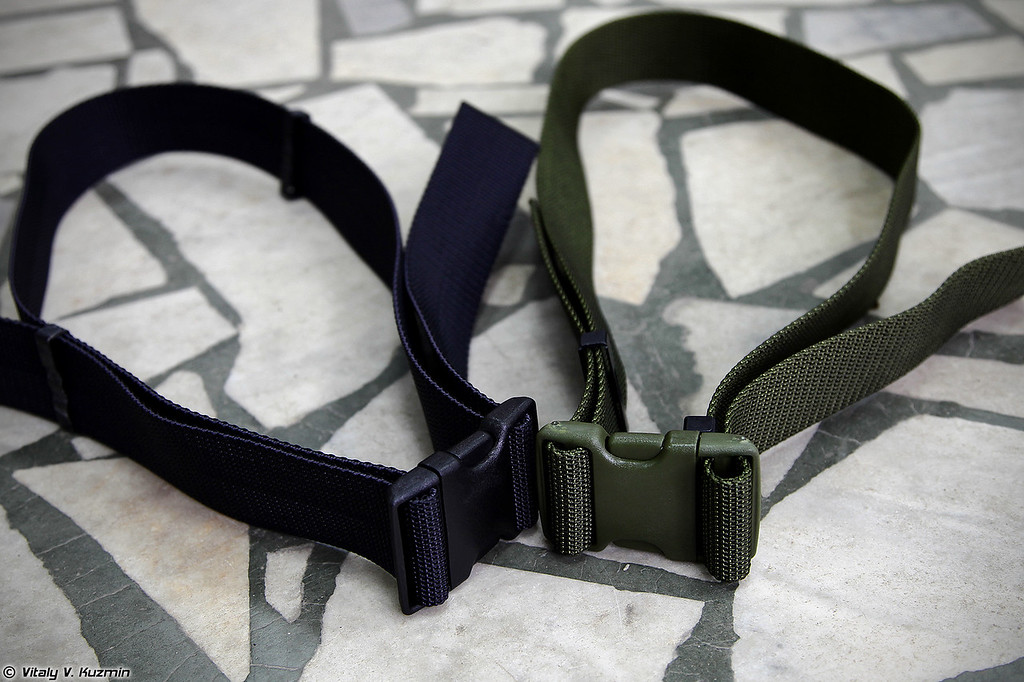 Ремни синтетические жесткие РС-50Ж (50mm RS-50Zh tactical belts)