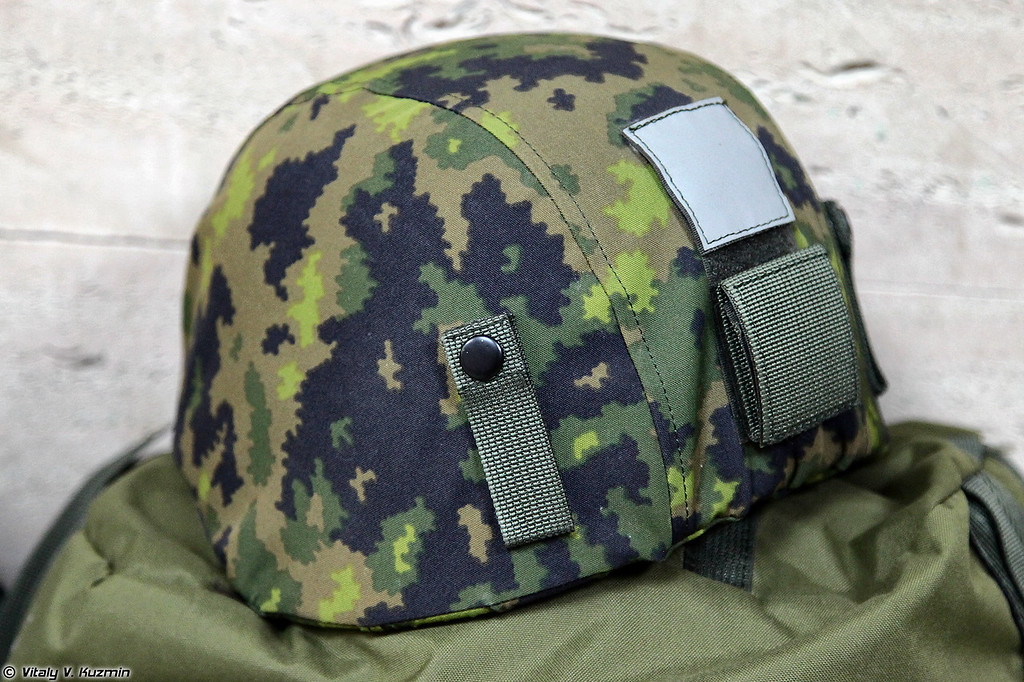 Чехол для шлема в расцветке Егерь/Ягель (Helmet cover in Eger/Yagel pattern)