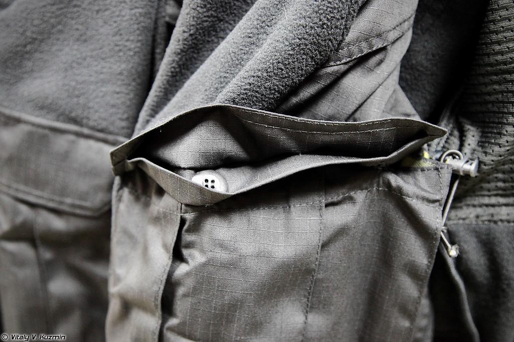 Костюм флисовый Автоном-2 (Avtonom-2 fleece suit)