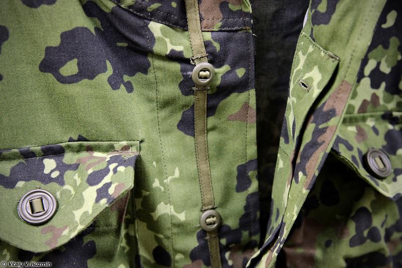Маскировочный костюм Англия в расцветке Точка-4 (Angliya camouflage suit in Tochka-4 pattern)