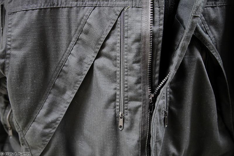 Последняя разработка компании костюм под рабочим названием Парка. Состоит из куртки и флиски, доступна также в Оливе. (Recent project with codename Parka)