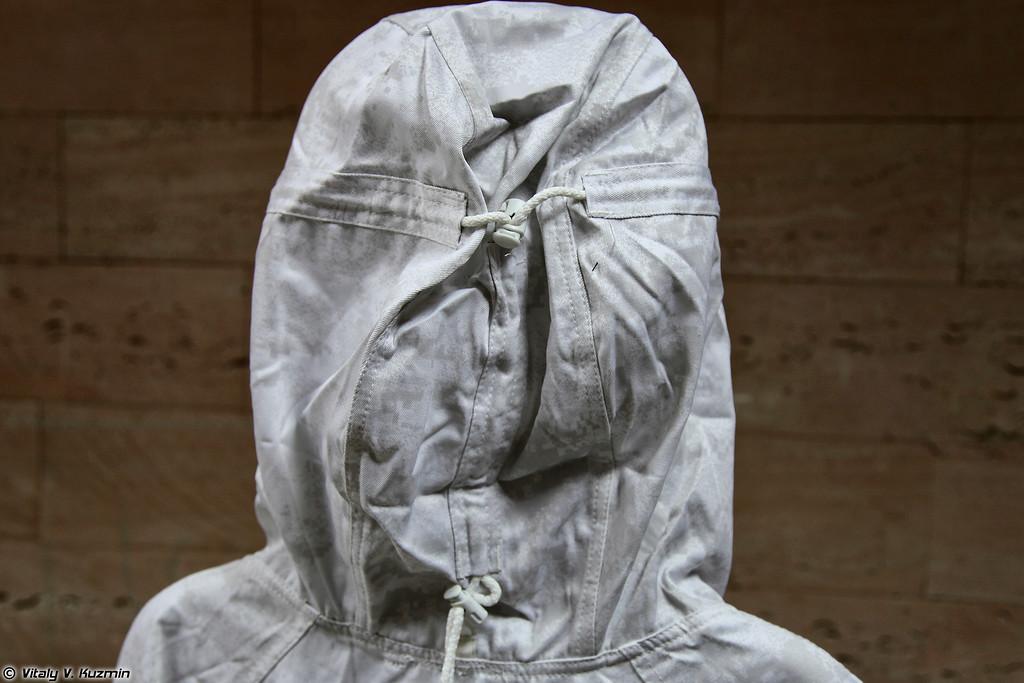 Маскировочный костюм зимний М-60-П в расцветке Иней (Winter camouflage suit M-60-P in Inej pattern)