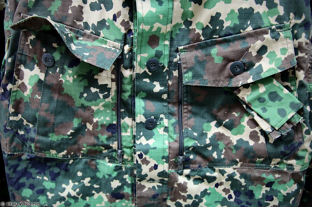 Костюм Командор в расцветке Излом (Komandor suit in Izlom pattern)