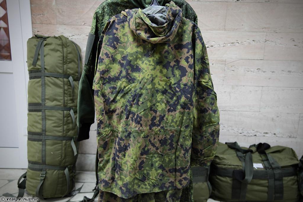 Костюм Англия в расцветке Егерь/Ягель (Angliya suit in Eger/Yagel pattern)