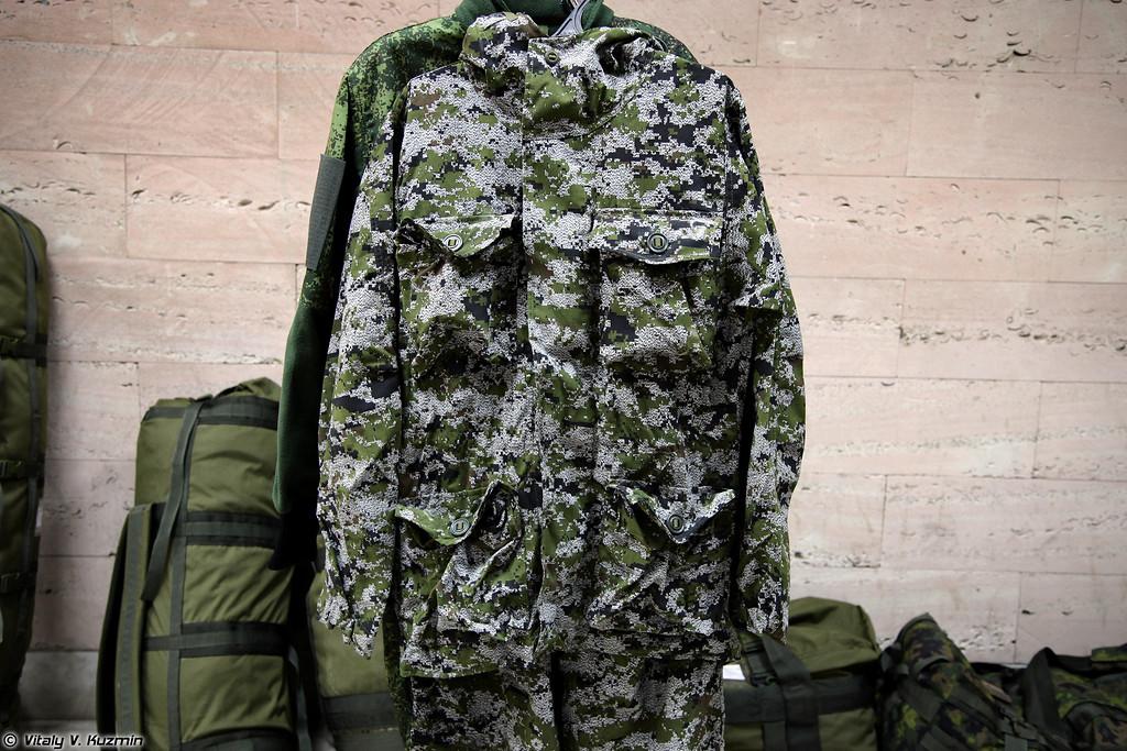 Англия в расцветке Сумрак (Angliya suit in Sumrak pattern)