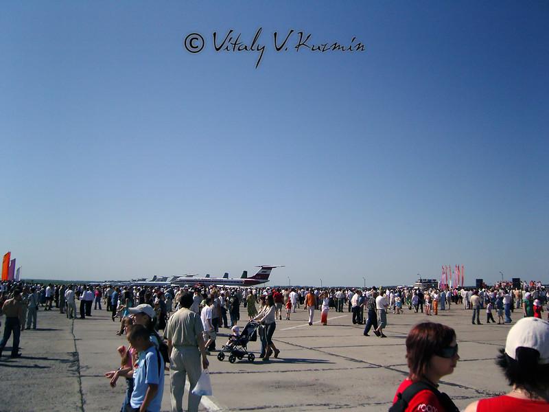 Авиашоу Тамбов 2007 (Tambov Airshow 2007)