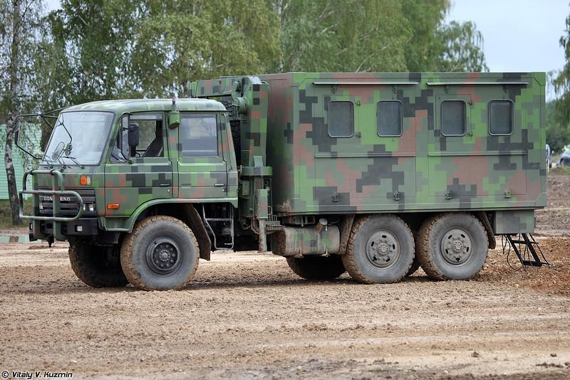 Ремонт гусеницы на танке Type 96A (Welding a track on Type 96A)